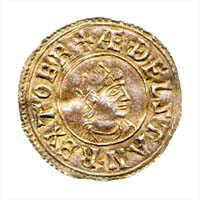 Coin of King Æthelstan