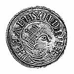 Coin of King Edmund