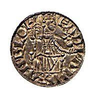 Coin of King Edward the Confessor