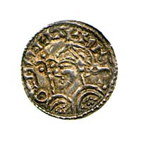 Coin of King Harold Harefoot